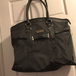 Jessica Simpson Tote Bag with lap top sleeve